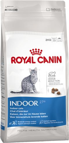 Royal canin indoor 27 pienso para gatos. Pienso para gatos / Comida para gatos seca Royal Canin para gatos · fhn indoor 27. Indicado para adultos menores de 7 años de todas las razas que conviven en el interior. Ingrediente principal: Ave. En Petclic ahorras mas de un 35% en todas tus compras de piensos y alimentación para gatos. Todas las garantías. Toda la seguridad que necesitas y mas de 5.000 productos de alimentación rebajados. www.petclic.es