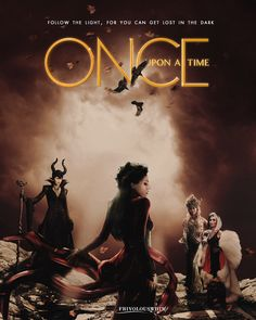 So interested to see Regina's interplay with the Queens of Darkness...especially with Maleficent.