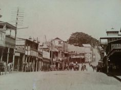 1915 Crown Street Wollongong. South Coast. History NSW