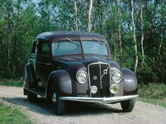 1935 Volvo PV 36 Maintenance of old vehicles: the material for new cogs/casters/gears could be cast polyamide which I (Cast polyamide) can produce