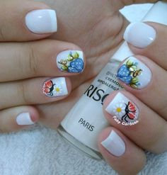 Projects To Try, Nails, Beauty, Beautiful, Manicure Pedicure, Design, Perfect Nails, Pretty Nails, Nail Polish Colors