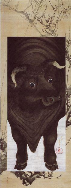 牛図 Cattle