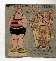 Tillie the Toiler Mr. Botts 8-28-32
