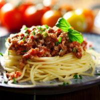 Picture Perfect #Spaghetti Bolognese