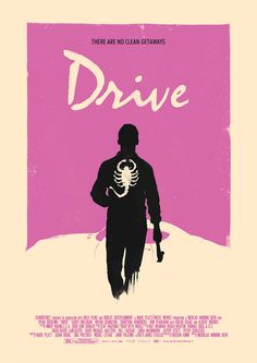 Pics For > Drive Movie Poster Neon