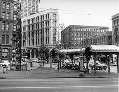 Pioneer Square, 1960