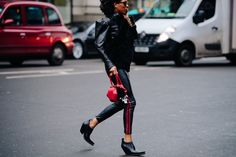 London Fashion Week Street Style Is the Most Eccentric of All Fashion Week Street Style Photos   W Magazine