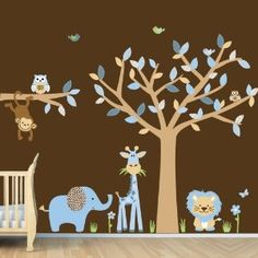Wall Decal On Pinterest Boys Wall Stickers, Baby Room Decor And Baby