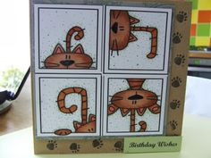 Gotta find a cool and funky name!  BUGABOO stamps image