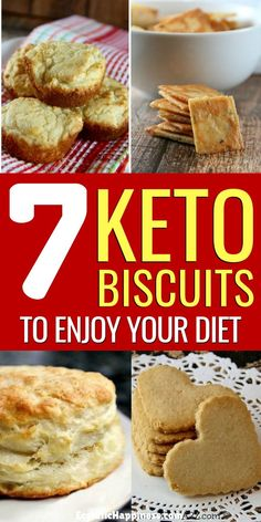 Try out these delicious low carb biscuits with coconut flour almond flour cheddar or cream cheese! Most can be made in less than in the microwave and every keto biscuits recipe is quick to make. Baking keto biscuits has never been easier! Keto Banana Bread, Best Keto Bread, Low Carb Bread, Low Carb Keto, Lemon Bread, Keto Fat, Low Sugar Recipes, Healthy Low Carb Recipes, No Sugar Foods