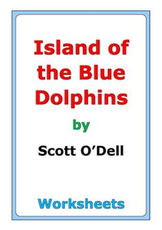 essay island of the blue dolphins Island of the blue dolphins essay topics/book report ideas get your free month of amazon prime on demand  15 santa catalina island (p 25.