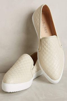 Quilted Slip-On Sneakers - anthropologie.com