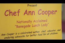 Chef Ann Cooper