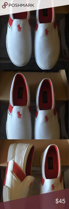 MENS NIB SIZE 10 POLO CASUAL BOAT SHOES New Polo by Ralph Lauren Shoes Boat Shoes