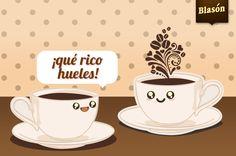 mmmh! el aroma de mi café