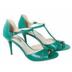 Sandale de dama Green day