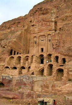 Ruins of Petra, Jordan Get Informed with Worthy Readings. http://www.dailynewsmag.com