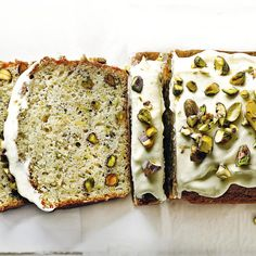 COURGETTE AND LIME CAKE, a delicious recipe in the new M&S app.