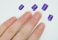 PVA Glue Base Coat Questions and Wear Test ~ Pretty Purple Polish