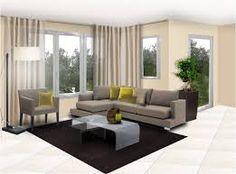 exemple décoration salon cuisine aire ouverte | Salons, Condos and ...