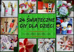 24 świąteczne diy dla dzieci
