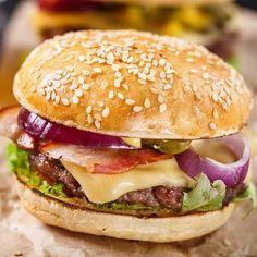 Burger au bbq