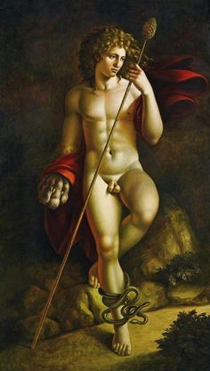 Dionysus. 1985. Carlo Maria Mariani. Italian. 1931