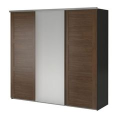Since I don't have closets in any of the main rooms (living, family room) I need some type of storage