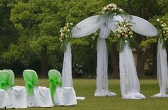 Country Outdoor Wedding Decorations | Outdoor Wedding Ideas | Wedding Reception Decorating