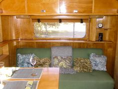 westcraft travel trailer, RV, Lerch RV, camper, restored camper, RV restoration
