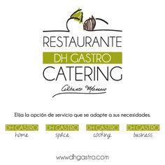 Descubre los productos de #Catering de #DHGastro, nuestro Chef Alberto Moreno hará de tu evento todo un éxito. Solicita más información de los amplios servicios que te ofrecemos. Confía en #DHGastroCatering