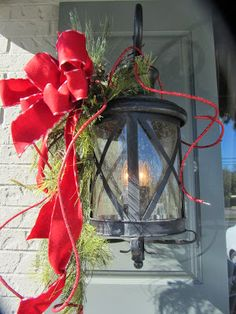 These outdoor lanterns - At Rivercrest Cottage