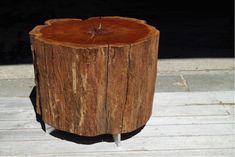 rönk ülőke, natúr fa design bútor Natural Wood Furniture, Fa, Table, Vintage, Home Decor, Wood, Home Decoration, Decoration Home, Room Decor