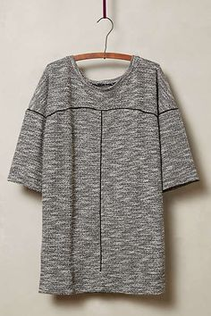 Heathered Channels Pullover