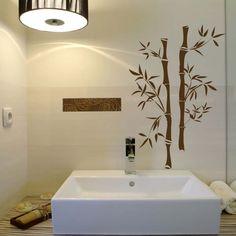 bamboo wall art?