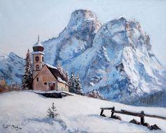 Winter in den Dolomiten - DUNEE