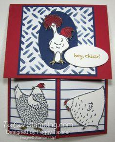 Peggy - double dutch chick 1