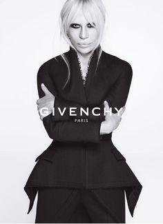 Donatella Versace für Givenchy