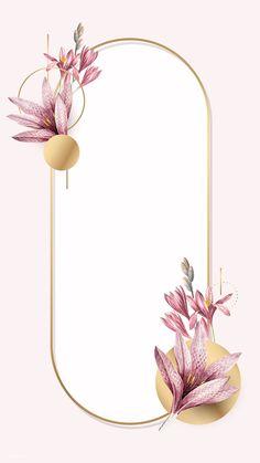 Pop Art Wallpaper, Flower Background Wallpaper, Flower Backgrounds, Background Patterns, Framed Wallpaper, Baby Clip Art, Floral Logo, Giant Paper Flowers, Floral Border