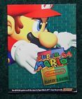 Super Mario 64 Official Nintendo Player's Guide MINT 4549669111 - http://video-games.goshoppins.com/video-game-strategy-guides-cheats/super-mario-64-official-nintendo-players-guide-mint-4549669111/