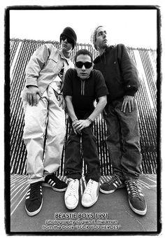 Beastie Boys | Glen E. Friedman