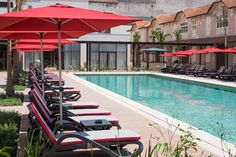 O arquiteto português Luis Antônio foi o responsável pelo retrofit do hotel Vila Galé, no Rio de Janeiro.