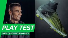 Nike Mercurial Superfly 5 CR7 play test WITH Cristiano Ronaldo! Chapter ...
