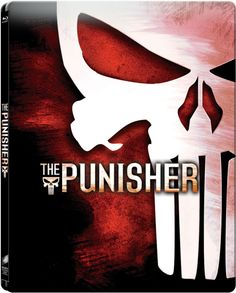 The Punisher Zavvi Exclusive #Steelbook ***Limited Edition*** starring John Travolta and Thomas Jane