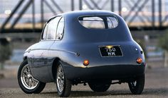 Fiat 750 MM Panoramica Zagato 1949.