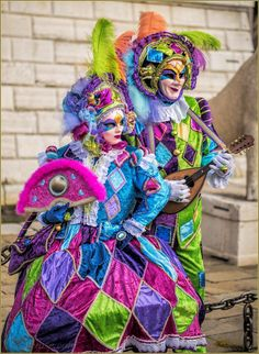 Photos Costumes Carnaval Venise 2016 | page 20