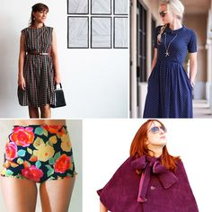 45 Free Vintage Sewing Patterns