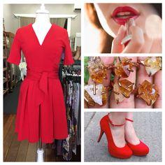 Issa dress, size 12, $129 (Kate Middleton's favourite label)
