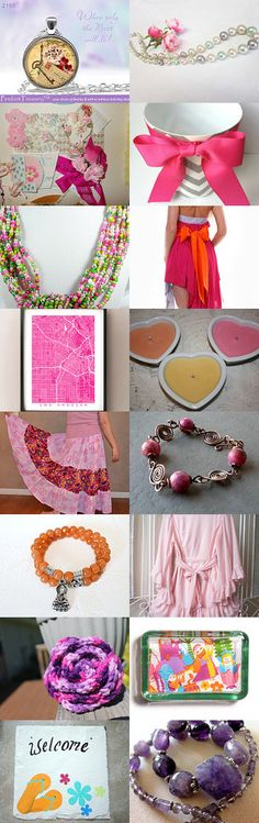 Summer Shades Happy Treasury Team by Nannette on Etsy--Pinned with TreasuryPin.com