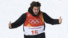 2018 Winter Olympics: Nico Porteous takes bronze to become NZ's youngest medallist 91 Days, 2018 Winter Olympics, Olympic Team, Sports Stars, Kiwi, Snowboard, New Zealand, Finals, Thursday